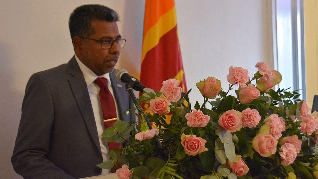 Sri Lankas ambassad