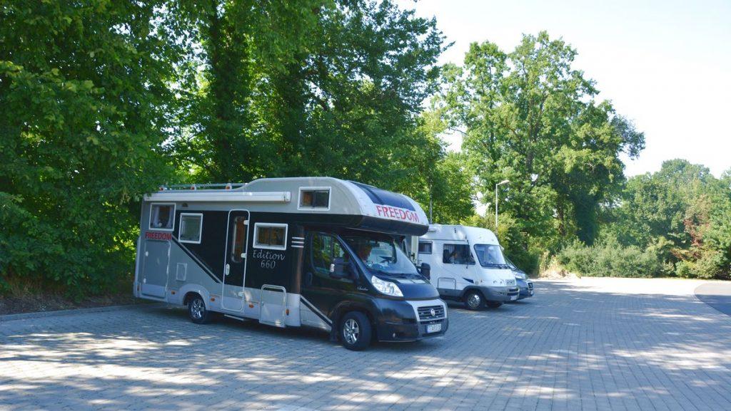 Ställplats Potsdam
