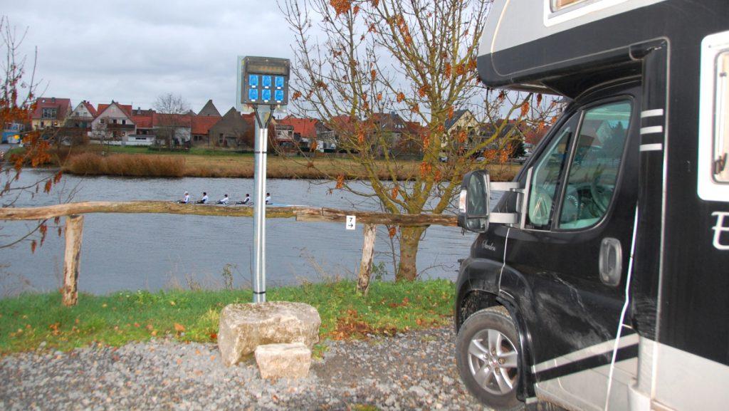 Ställplats i Tyskland