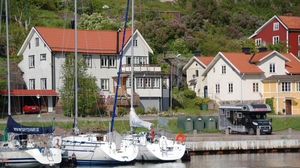 Ställplats Valdemarsvik