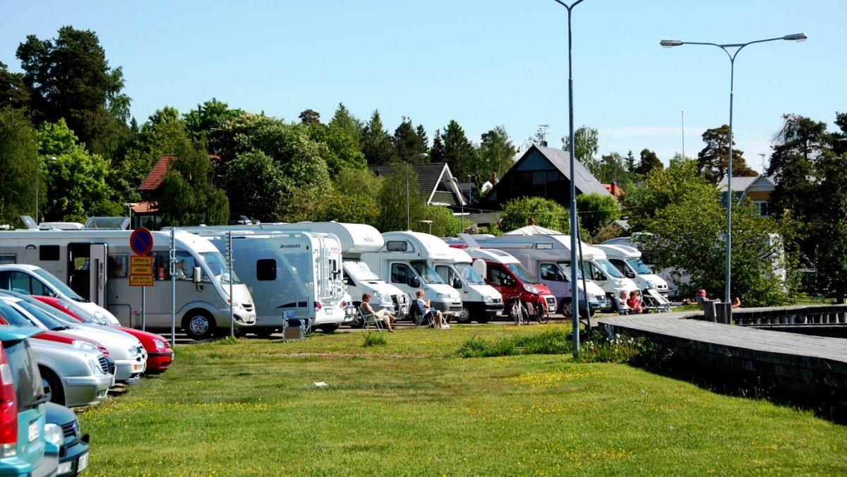 Campingar Och Stallplatser I Sverige Freedomtravel