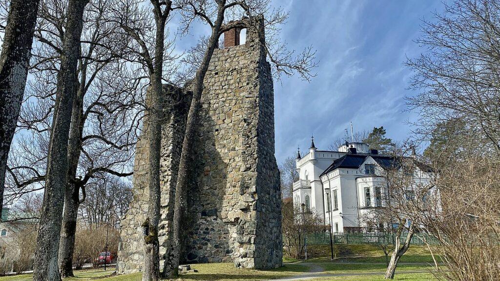 St Lars kyrkoruin i Sigtuna