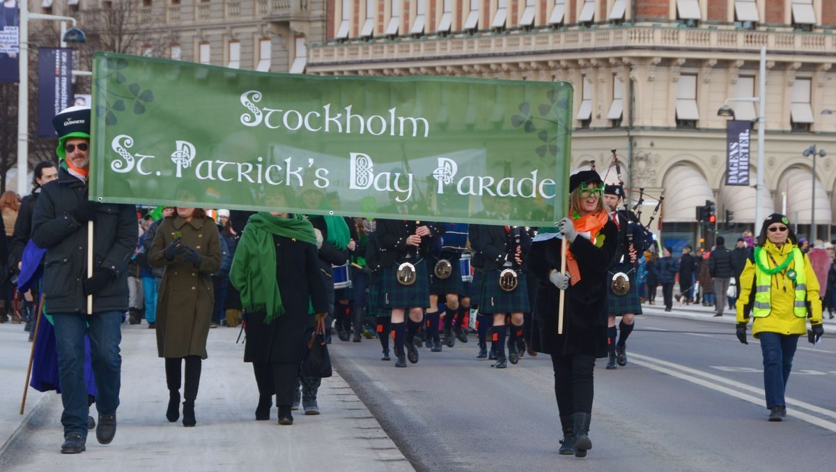 St Patricks Day Parade