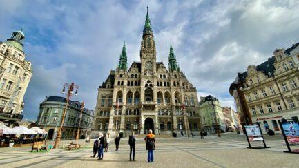 Stadshuset i Liberec