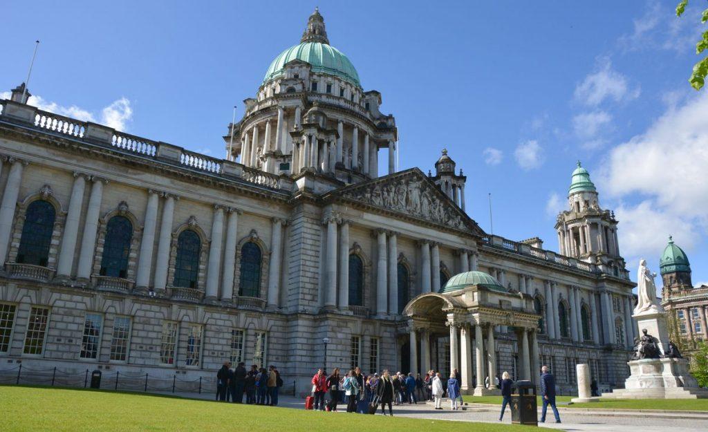 Stadshuset i Belfast