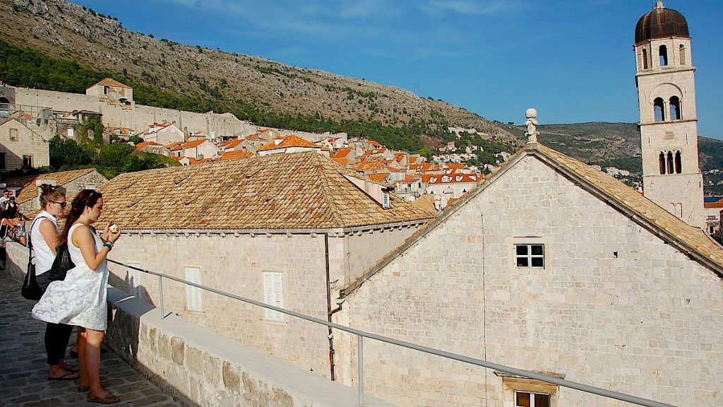 Sevärdheter i Dubrovnik