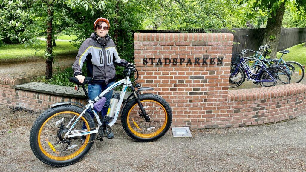 Göra i Lund - besöka stadsparken
