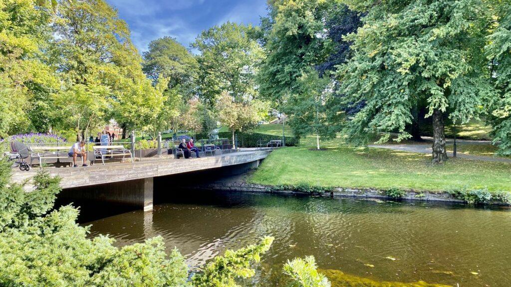 Göra i Borås - stadsparken