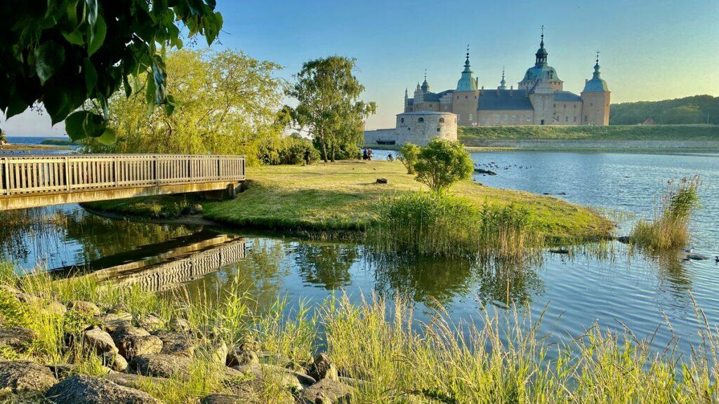 Göra i Kalmar - strosa i stadsparken