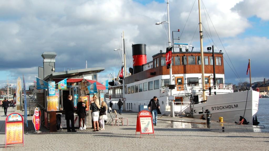 Stadsvandring Stockholm