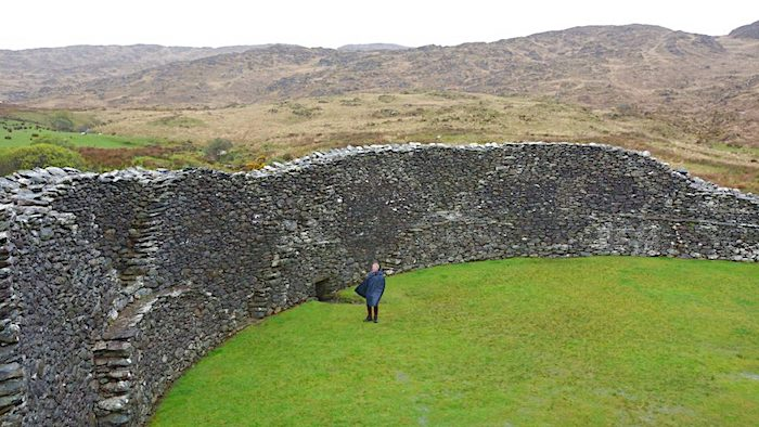 Staige Fort Irland