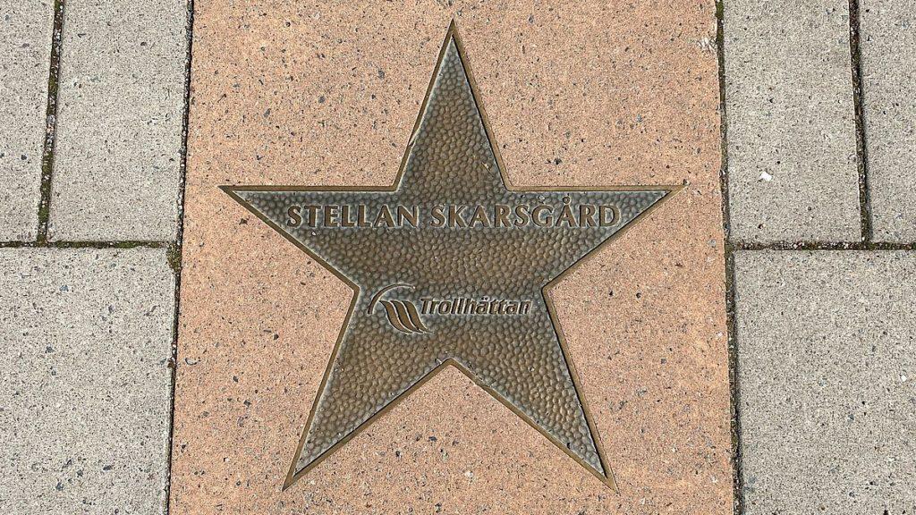 Göra i Trollhättan - Walk of Fame