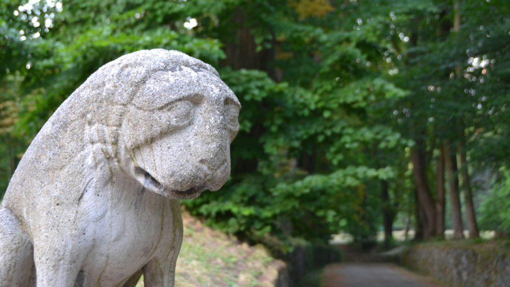 Staty djur