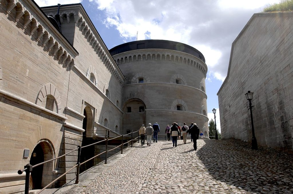 Guidad tur i Karlsborgs fästning
