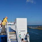 Med Stena Line från Rostock – och nya resplaner