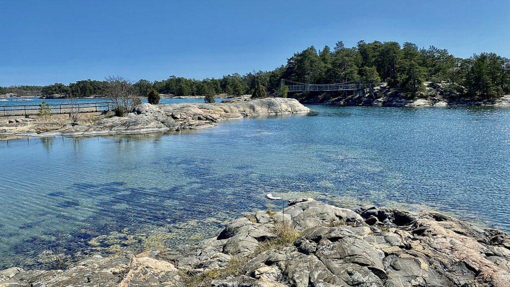 Göra i Nyköping - Stendörrens naturreservat