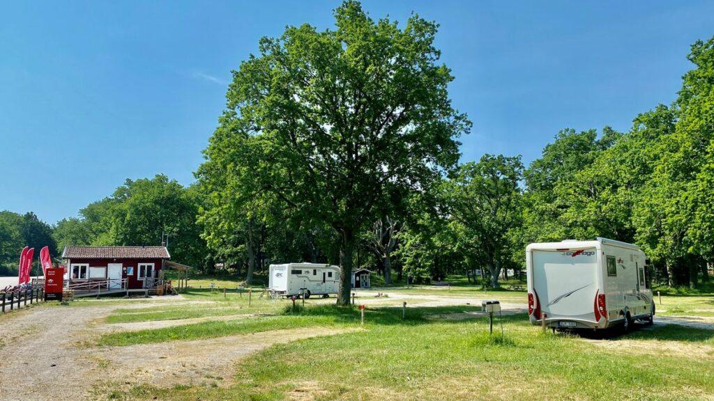 Göra i Kalmar - camping