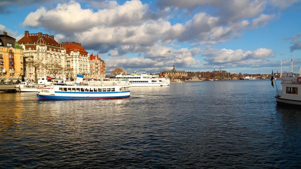 Sommar i Stockholm