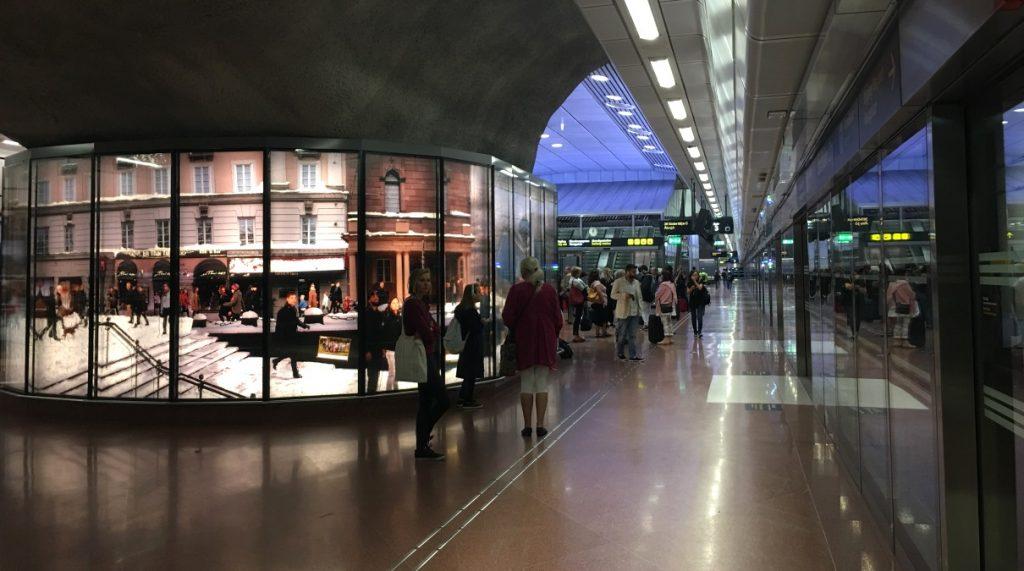 Stockholm City pendeltåg