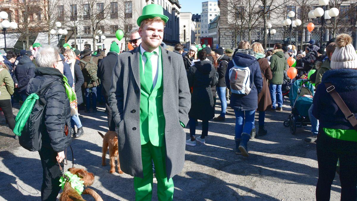 Stockholm St Patricks Day