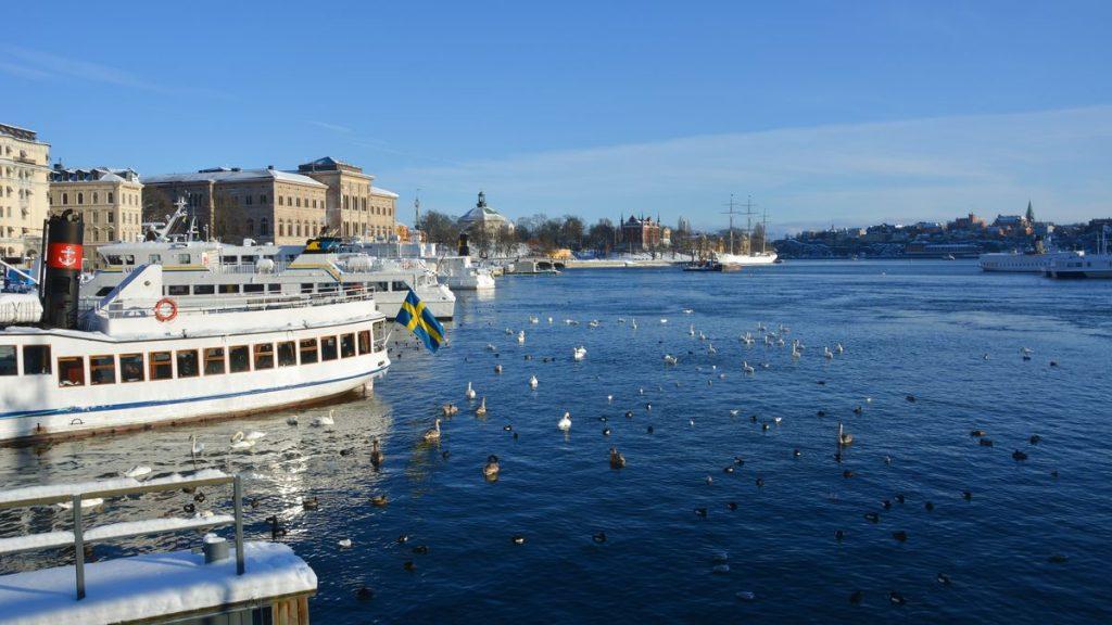 Höstweekend i Stockholm: