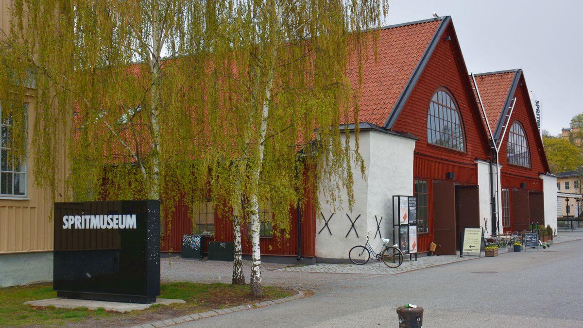 Spritmuseum i Stockholm