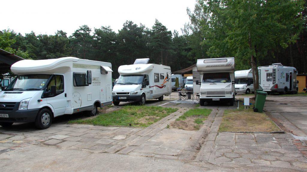 Stogi camping Gdansk