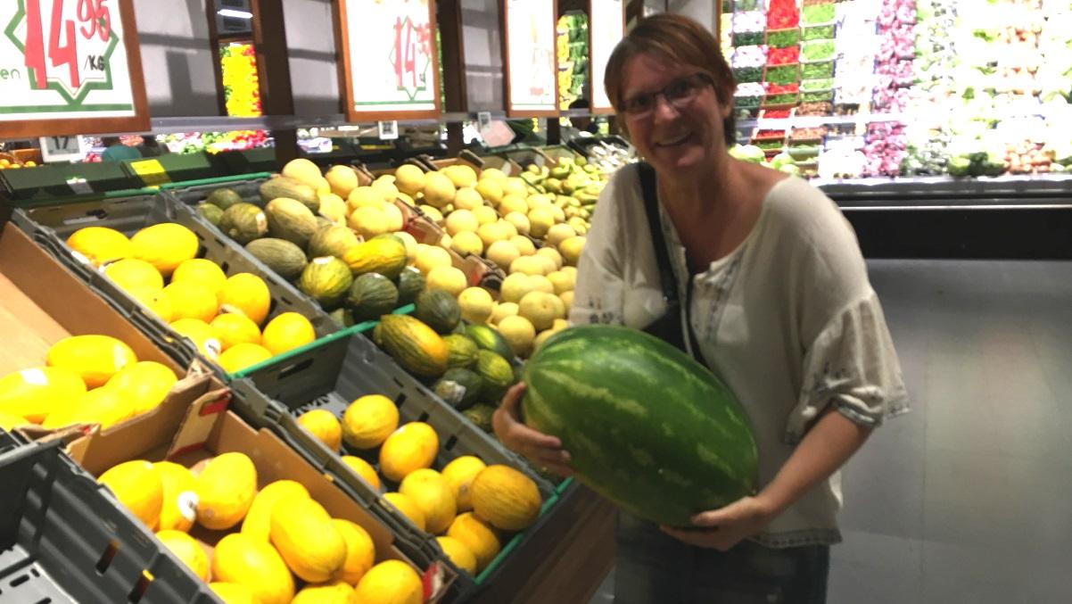 Stor melon