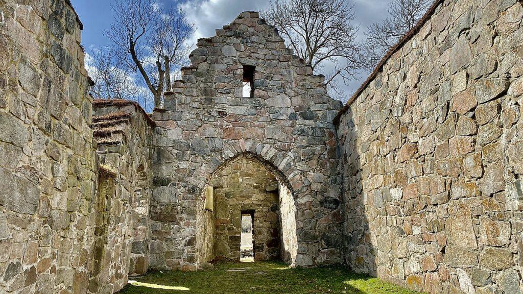 Göra i Västerås - ruiner