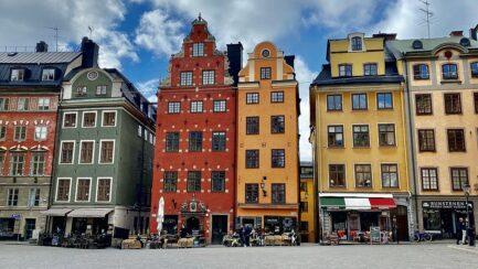 Sevärdheter i Gamla stan - Stortorget