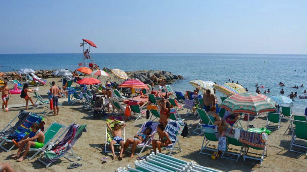Strand Albenga