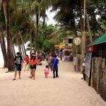 Vårt hotell i Boracay