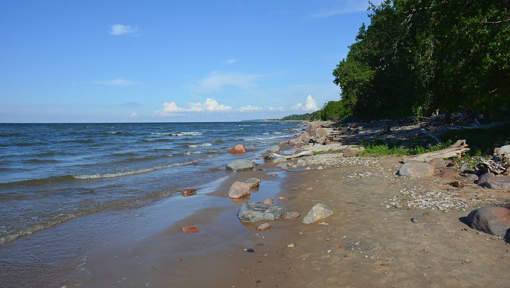 Strand i Estland