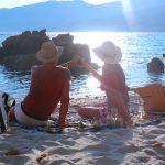 10 romantiska platser för camping