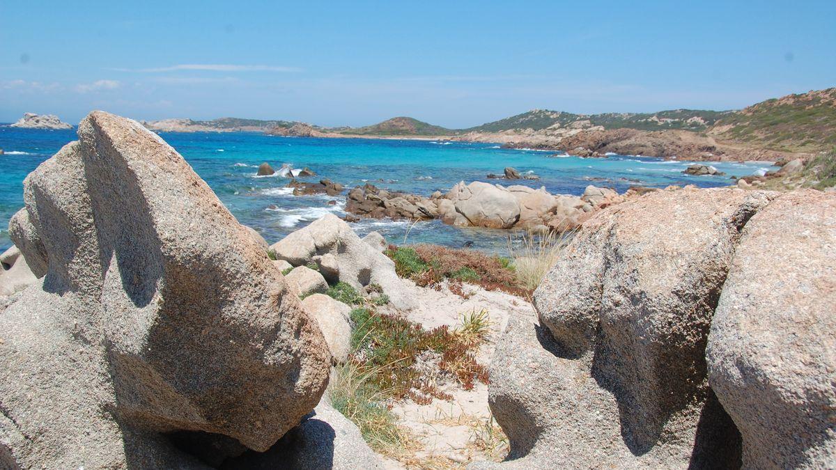 Strand La Maddalena