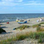 Krynica Morska – på en landtunga nära Kaliningrad