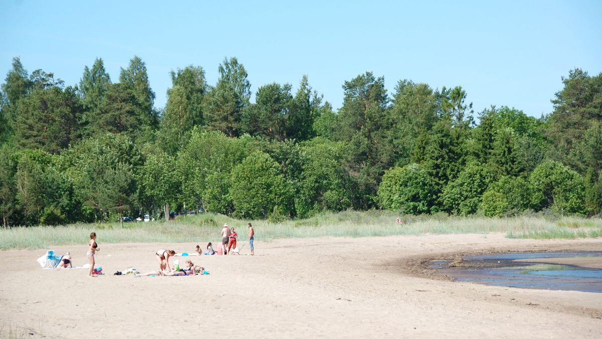 Strand Rullsand