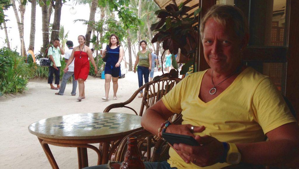 Strandbar Boracay