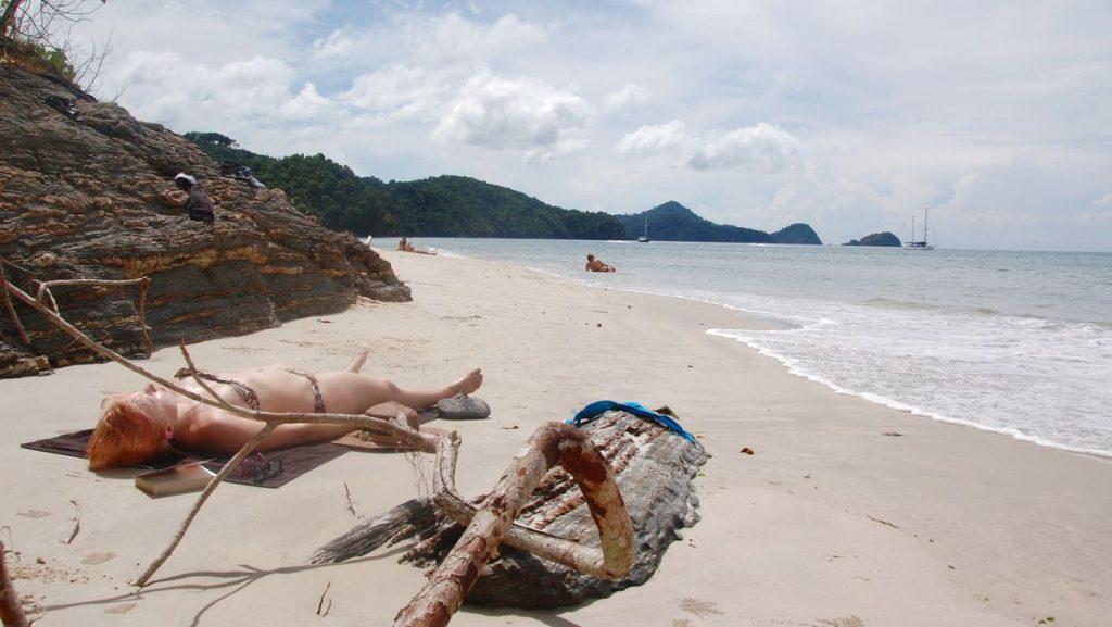 Stranden Langkawi