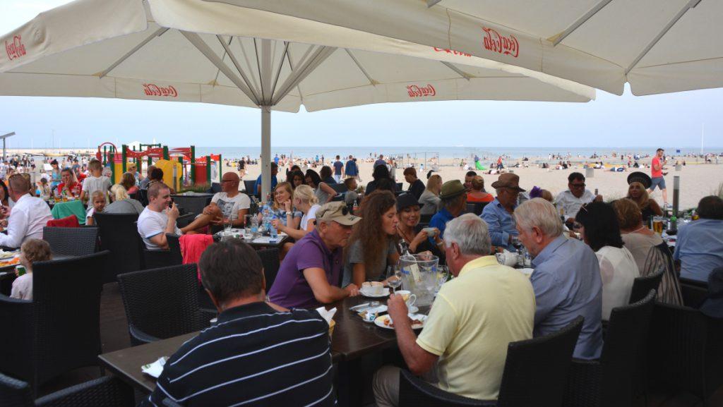 Strandrestaurang Gdynia