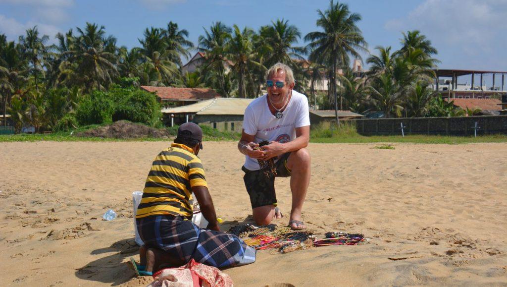 Negombo i Sri Lanka