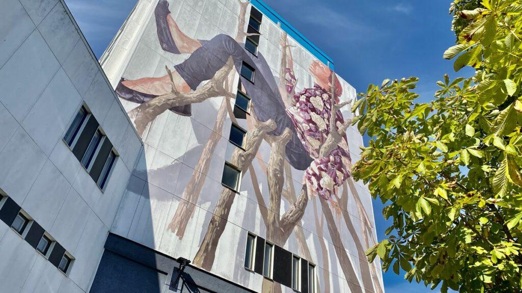 Street art i Borås