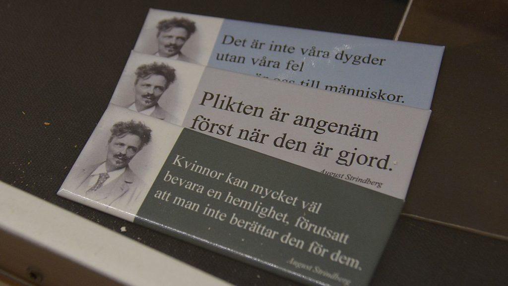 Strindbergsmuseet i Stockholm