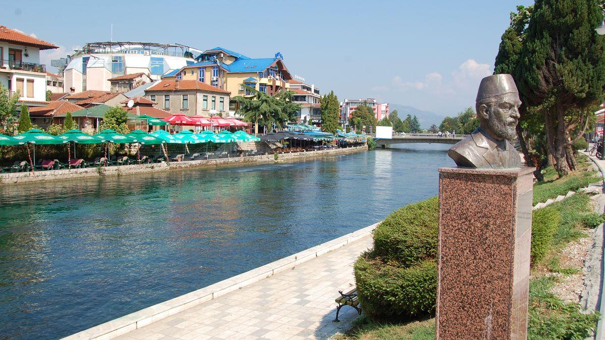 Struga Makedonien