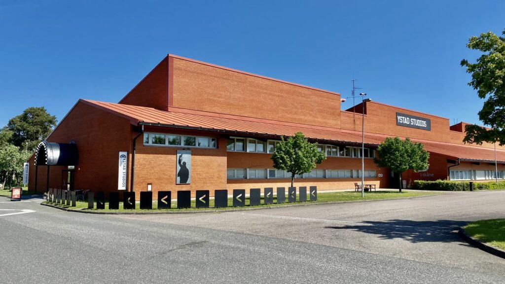 Göra i Ystad - Studios visitor center