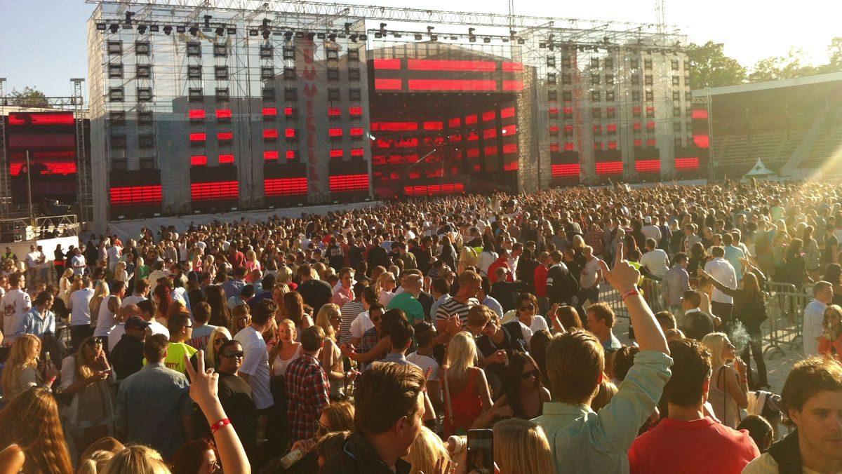 Summerburst 2012