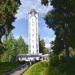 Baltikums högsta berg – Suur Munamägi i Estland