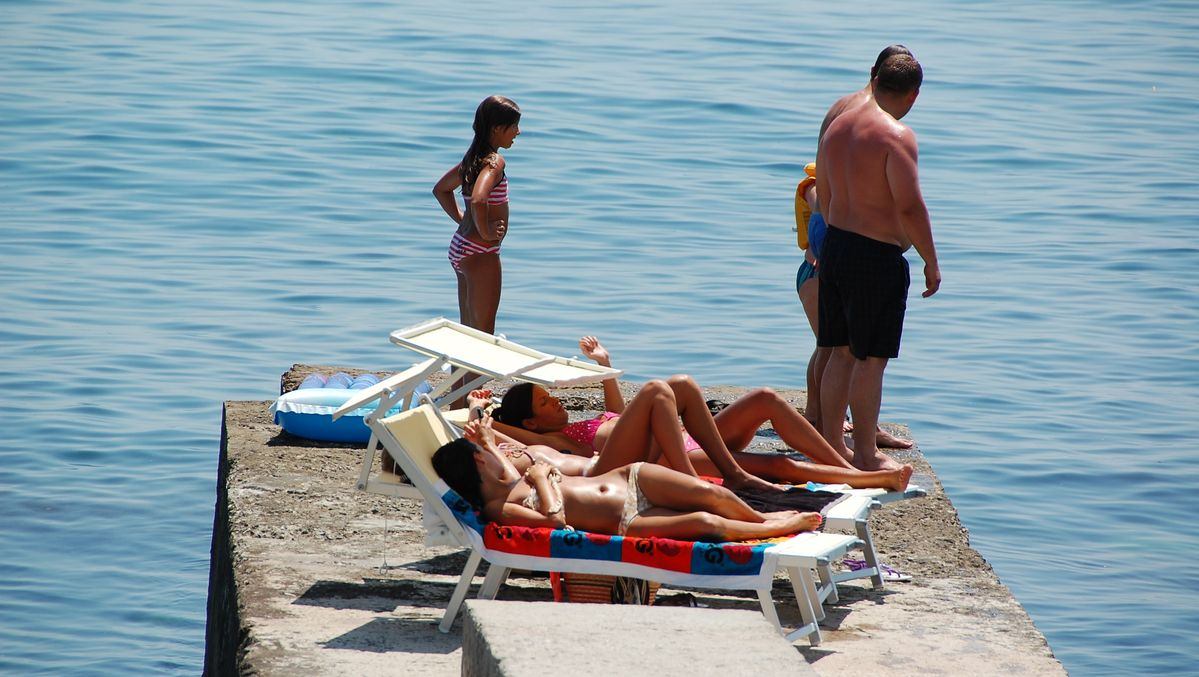 Svarta havet Ukraina, Krimhalvön