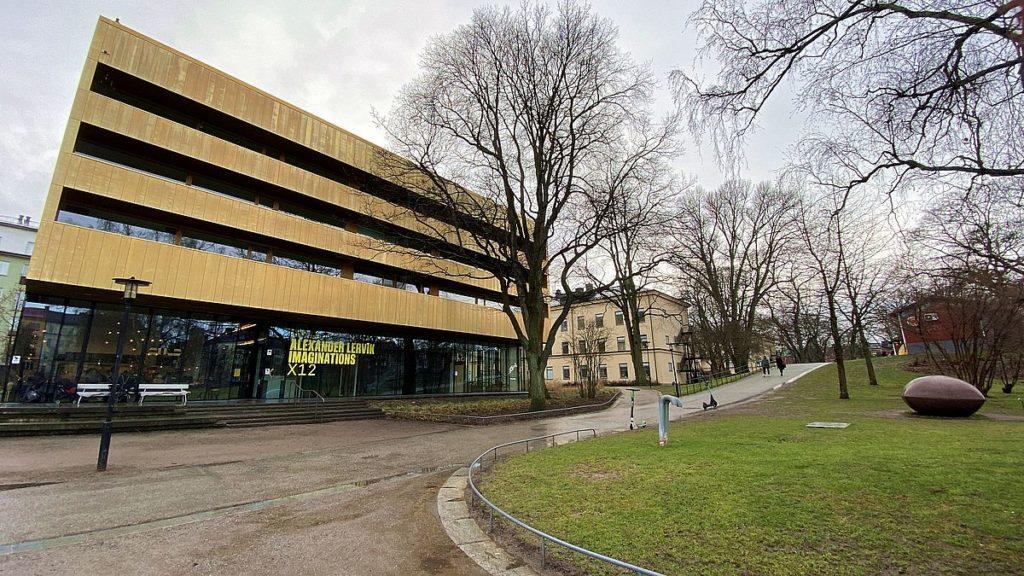 Sven-Harrys konstmuseum i Vasaparken