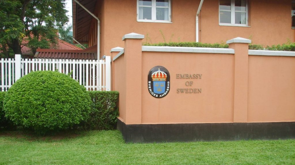 Svenska ambassaden Hanoi